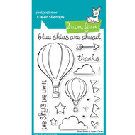 Lawn Fawn Blue Skies Stamps