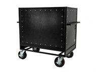 Double Mixer Cart