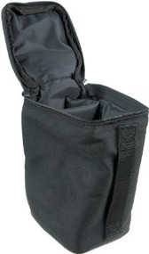 SILENT Brass carrying case for trumpet system; black cordura