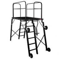 Black Collapsible Towing Package (for 6' Command Center)