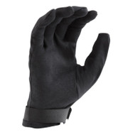 Black Hook/Loop Cotton Gloves