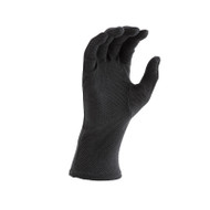 Black Long-wristed Sure-grip Gloves