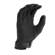 Black Economy Hook/Loop-grip Gloves