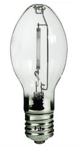 LU100 (23014) VENTURE LIGHTING 100W S54 HPS Lamp - Mogul Base Clear