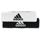 Adidas Interval Reversible Headband-White/Black