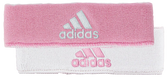Adidas Interval Reversible Headband-Pink/White