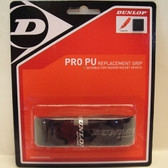 Dunlop Pro PU Replcement Grip-Black