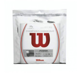 Wilson Champion's Choice Duo Tennis String Set-Hybrid