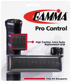 Gamma Pro Control Replacement Grip - Black