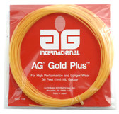 AG GOLD PLUS Tennis String Set