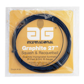 AG GRAPHITE 27 MIDSIZE Tennis String Set