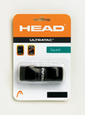 Head Ultratac Squash Replacement Grip - Black