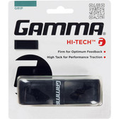 Gamma Hi-Tech Replacement Grip-Black
