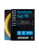 Ashaway SYNTHETIC GUT 16 Tennis String Set