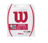 Wilson Control Duo Tennis String Set-Hybrid