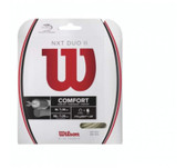 Wilson NXT Duo II Tennis String Set-Hybrid