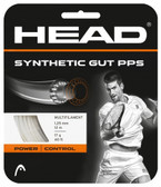 Head Synthetic Gut PPS Tennis String Set-17G White