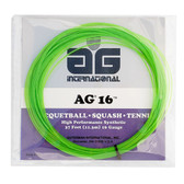 AG 16 String Set-16-Green