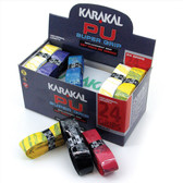 Karakal PU Super Grip Box 24 Multi Replacement Grip