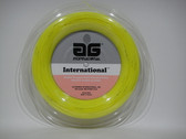AG Nylon Tennis String Reel-15-Yellow