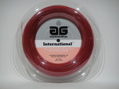 AG Nylon Tennis String Reel-15-Red