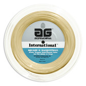AG International Nylon Squash and Racquetball String Reel-Natural