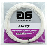 AG 17 Synthetic Gut Tennis String Set-White