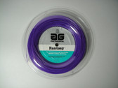 AG Fantasy Nylon Tennis String Reel-Violet