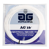 AG 16 String Set-16-White 4+1 Free Set