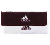 Adidas Interval Reversible Headband - Maroon/White