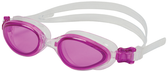 Leader Omega Women's Swim Goggles - Purple/Clear