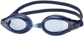Leader Island Swimming Goggles Narrow - Blue/Blue