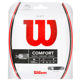 Wilson NXT 16 Tennis String Set - Black