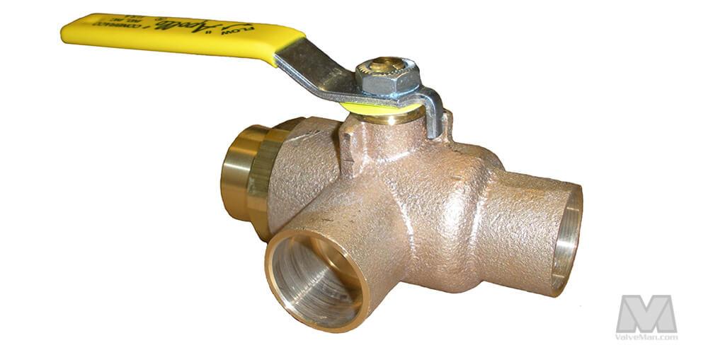 apollo 3 way valve
