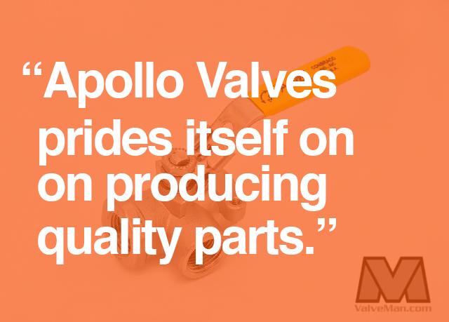 Apollo Ball Valves