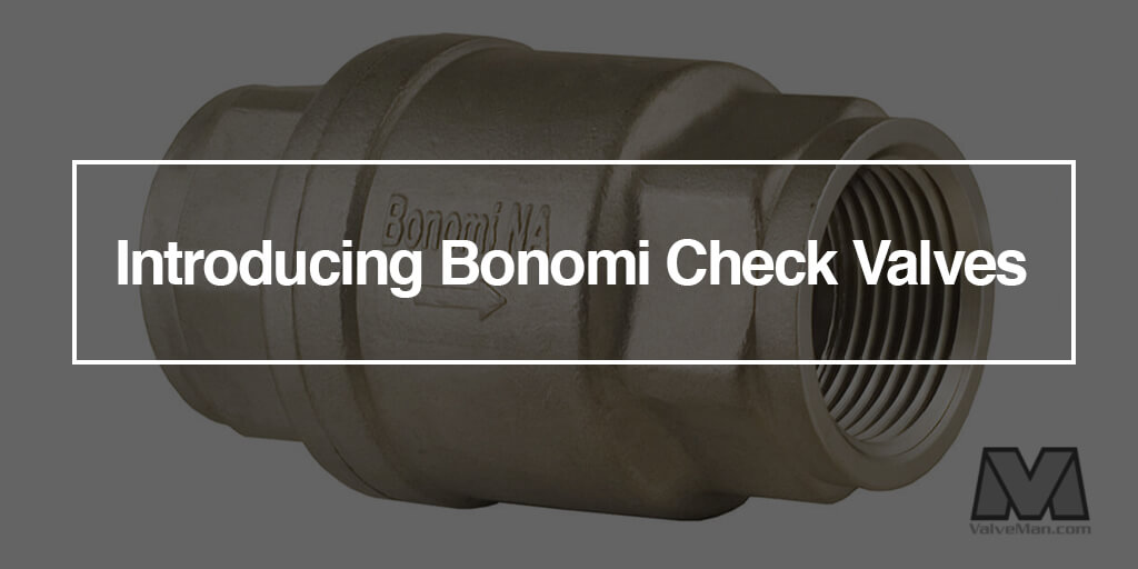 bonomi check valves