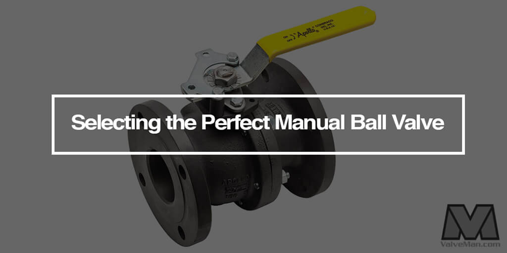 Image of Manual Ball Valve