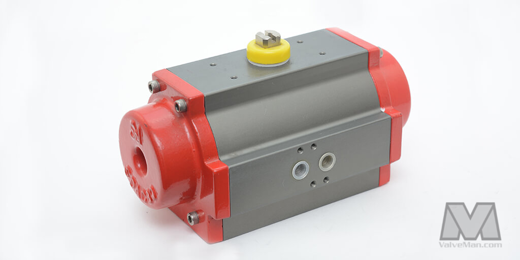 Choosing a Vane Actuator vs a Traditional Rack & Pinion