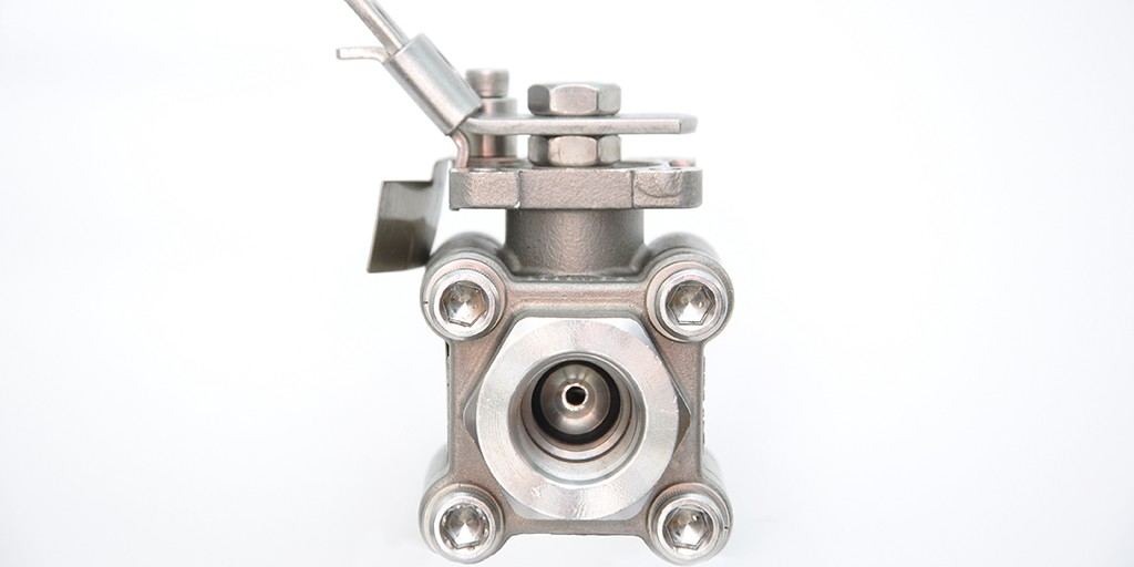 vented ball valve