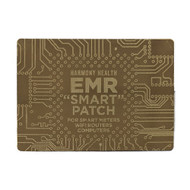 "EMR ""Smart"" Patch for Cellphone and Smart Device Protection"