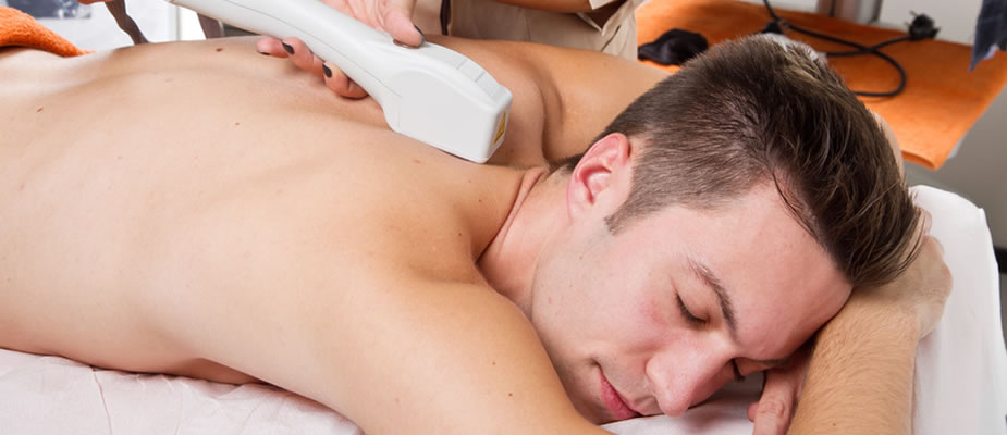 Le Beau IPL Mens hair removal