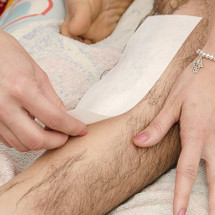 Mens Waxing - Full Leg