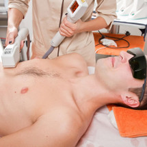 IPL Hair Removal - Mens - Chest & Abdomen