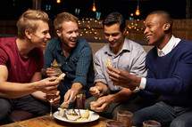 Mens Packages/Treatments - Boys Night Out - 260 mins