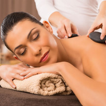 Hot Stone Massage -  50 mins