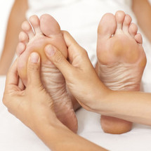Reflexology Massage - 50 mins