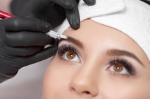 Cosmetic Tattooing - Lash Enhancement