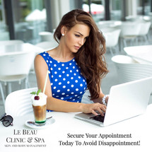 Appointment Booking Registration (Redeemable On Your Treatment)
