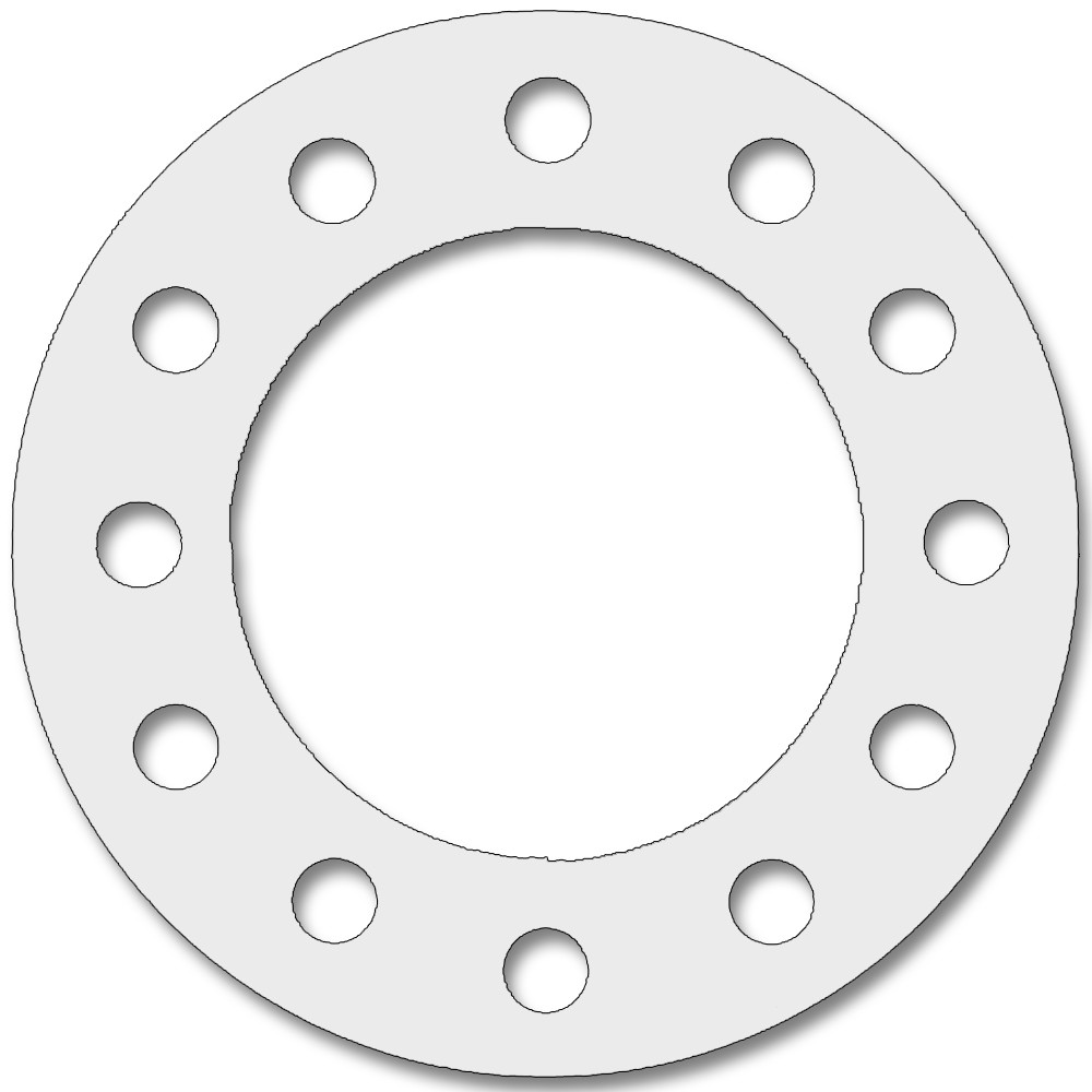 Pack of 10 Pressure Class 300# Full Face Gasket 1 Pipe Size 1.31 ID 1//16 Thick 1.31 ID 1 Pipe Size 1//16 Thick Supplied by Sur-Seal Inc of NJ Soft Expanded Teflon//PTFE Sterling Seal CFF1501.100.062.300X10 1501