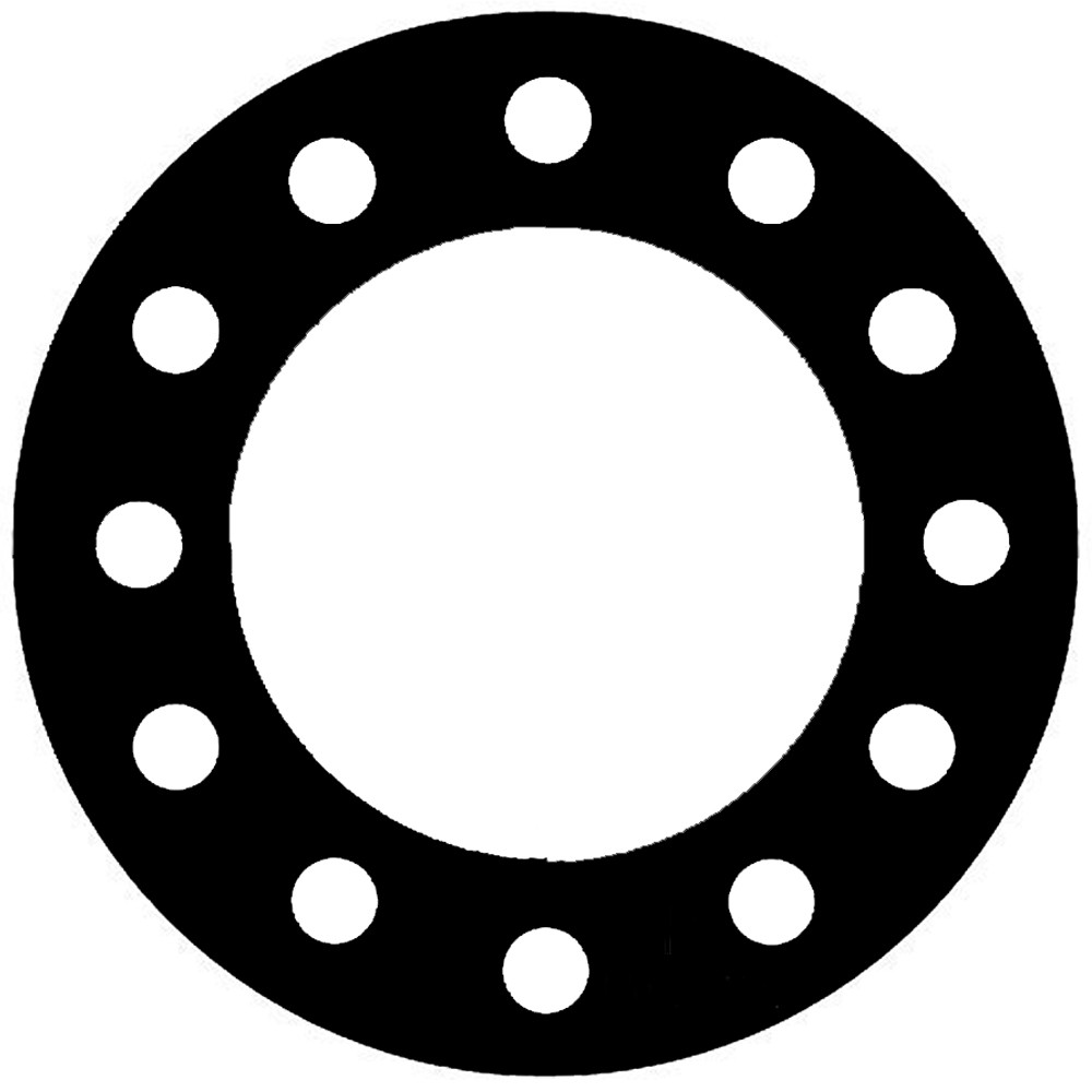 14 Pipe Size PTFE Virgin Teflon Sterling Seal CFF7530.1400.031.150X50 7530 Full Face Gasket Pack of 50 1//32 Thick Pressure Class 150# White